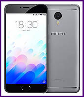 Смартфон Meizu m3 note 2/16 GB (GREY). Гарантия в Украине!