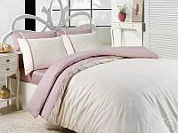 Комплект  постельного белья тм First Choice  Fildisi-pudra