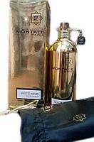Парфюмированная вода Montale White Aoud 100ml унисекс
