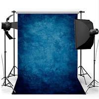 """Синий фотофон """"Магия"""" для творческой съемки."""