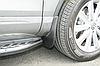 Брызговики Volkswagen Touareg 2010- (7p0075101;7p0075111), кт. 4шт, фото 2