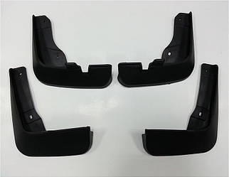 Брызговики Mazda 3 Sedan 2013 -(BHR1V3450;BHR1V3460), кт. 4 шт