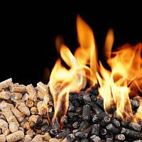 Сушка биомассы или топливных пеллет до 200 т/ч Ventilex