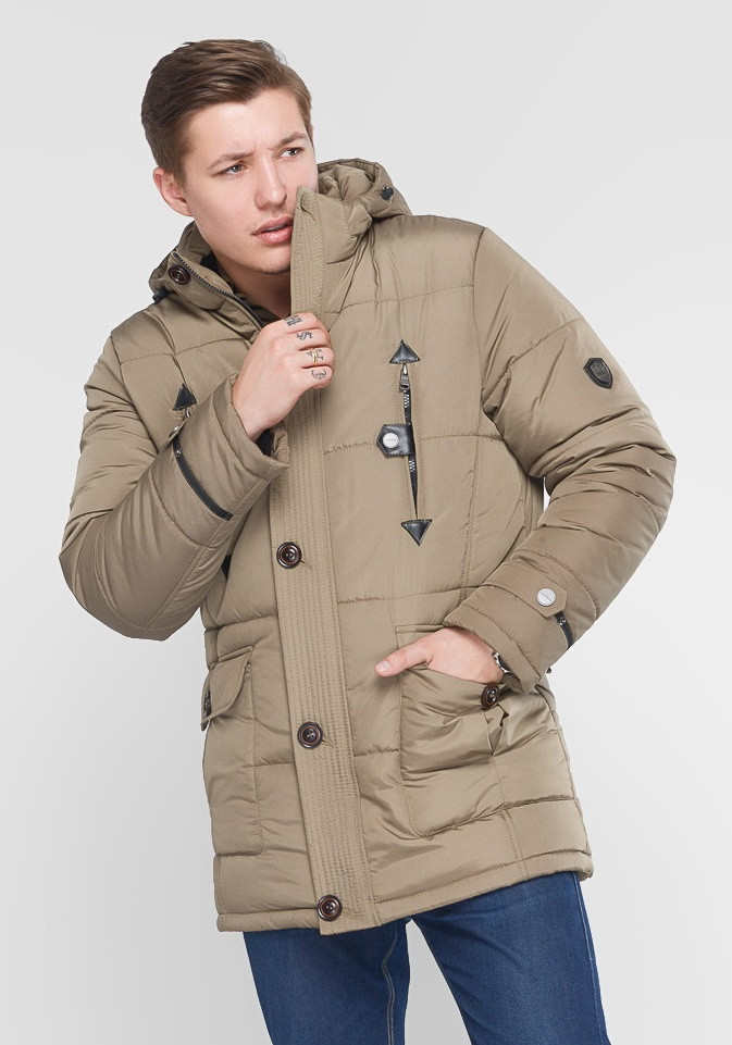 Мужские Куртки Зима