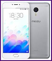 Смартфон Meizu m3 note 2/16 GB (SILVER). Гарантия в Украине!