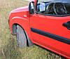 Брызговики Fiat Doblo 2001-2005 (передние-2шт), фото 4