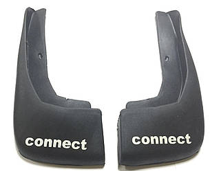 Брызговики Ford Connect 2002- (передние к-т 2 шт)