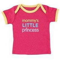 "Футболка ""Mommys little princess"""