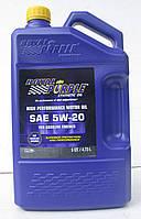 Масло моторное АВТО Royal Purple API 5w-20 фасовка 4.73л /5 кварт