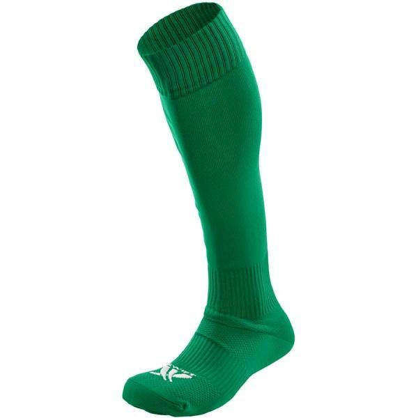 Гетры футбольные SWIFT зелёные, размер 27