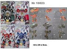 Трансформер 10823 Машины планшет
