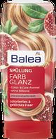 Ополаскиватель для окрашенных и слабых волос  Balea Spülung Farbglanz