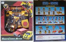Трансформер 3863 Автоботы Bumblebee Optimus