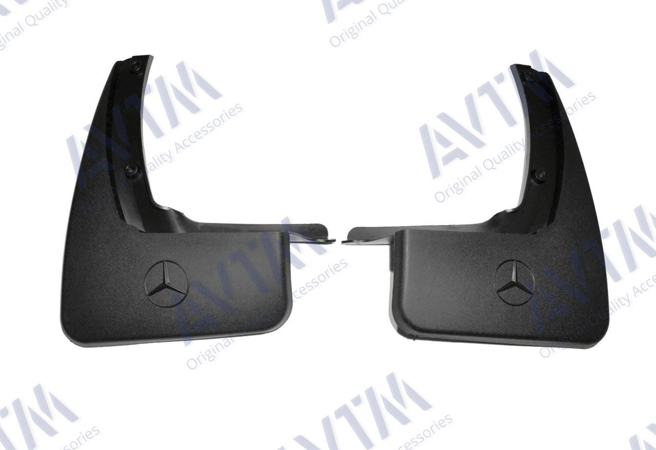Бризковики Mercedes-Benz GL X164 2006-2012 (задні 2шт),B66528237