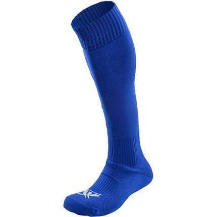 Гетры футбольные SWIFT синие, размер 27, фото 2