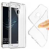 Силіконовий чехол Huawei P7 (прозорий)