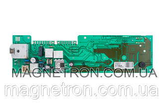 Модуль управления для стиральной машины Атлант 5719 АТ003-01 908081400080