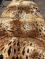 "Чудесный плед велюр - акрил ""Tiger independence"""