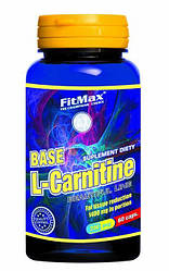 Base L-Carnitine 700 mg 60 капсул FitMax
