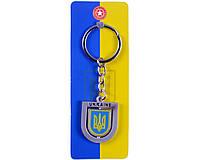 Брелок Украина щит USK11