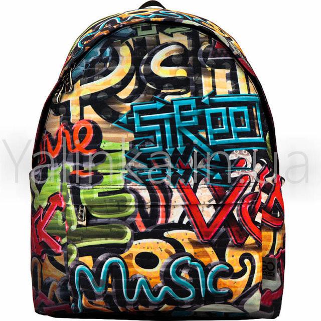 Рюкзак подростковый Kite GO17-112M-4 GoPack