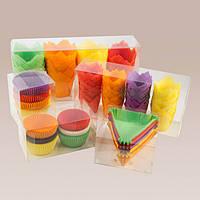 Формы для кексов в маленькой фасовке (от 75 шт.)