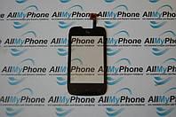 Сенсорный экран для мобильного телефона Fly IQ431 черного цвета