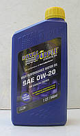 Масло моторное АВТО Royal Purple API 0w-20 фасовка 0,946л /1 кварта
