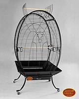 Вольер для средних и крупных попугаев 89х60(88)х159 см