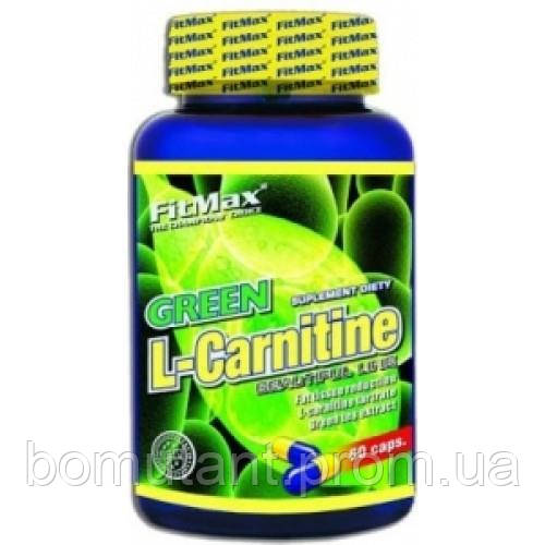 Green L-Carnitine 60 капсул FitMax