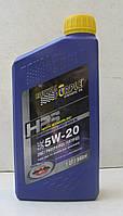 Масло моторное АВТО Royal Purple HPS 5w-20 фасовка 0,946л /1 кварта