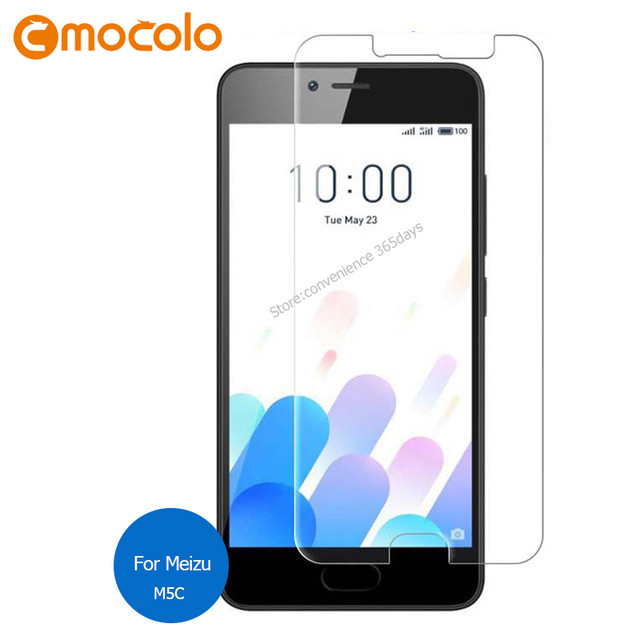 Защитное стекло Mocolo 2.5D 9H для Meizu M5c