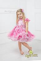 Нежные нарядные детские платья, фото 1
