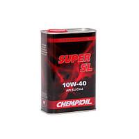 Моторное масло Chempioil (METAL) Super SL 10W40  4л.