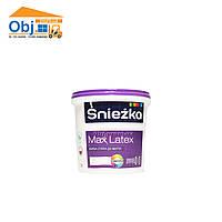 Краска Sniezka Max Latex краска Макс Латекс (1,4кг)