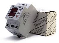 Реле напряжения с контролем тока VA-protector 63 A DigiTOP