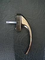 Ручка оконная Ege Acoustic, золото.