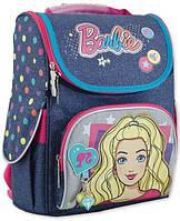 Ранец школьный ортопедический Barbie jeans 553271