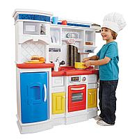 Интерактивная детская кухня Master Chef Little Tikes - США - с реалистичным дизайном
