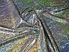 Бифлекс голография серебро на черном