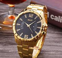 Мужские наручные часы M&H Золото