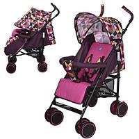 Коляска Bambi M 3425-8 Pink