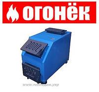 Твердотопливные котлы ОГОНЁК ЕРМАК ДГ-19 кВт (Длительного горения на угле до 10-ти часов)