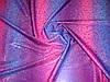 Бифлекс с голографией малиново-фиолетовый