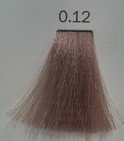 0.12 Пепельно-Фиолетовый, Крем краска для волос безаммиачная, Toner-Lux