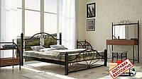 Кровать металлическая кованная Джоконда полуторная, фото 1