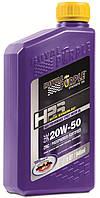 Моторное автомасло Royal Purple HPS 20w50 фасовка 0.946л /1 кварта / Royal Purple motor oil 20w50 1q