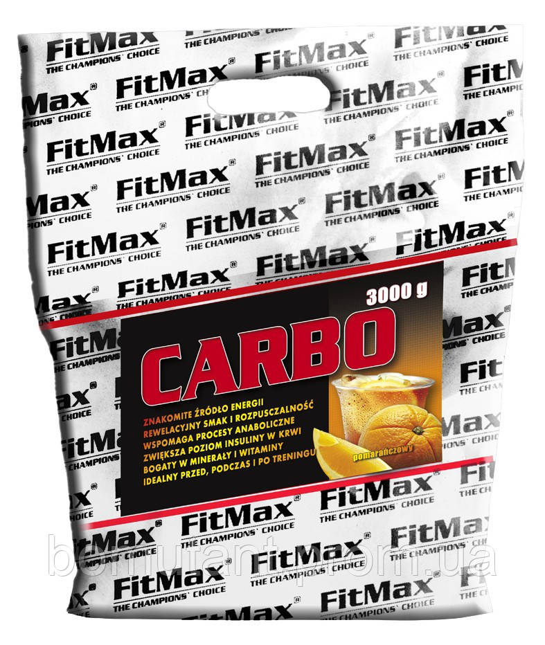 Carbo 3 кг цитрусовый грейпфрут FitMax