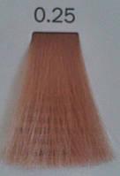0.25 Фиолетово-Махагоновый, Крем краска для волос безаммиачная, Toner-Lux