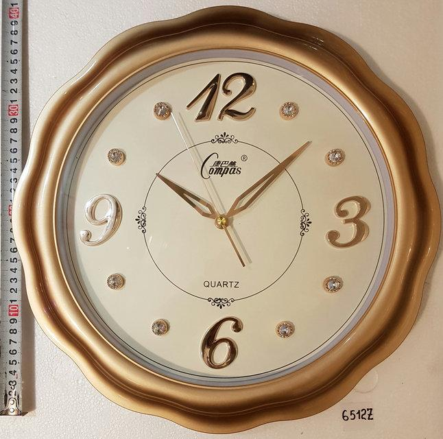 Часы настенные COMPASS - 6512Z